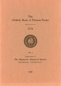 SHOP_Orderly Book of Phineas Porter