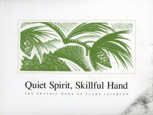 SHOP_Quiet Spirit, Skillful Hand
