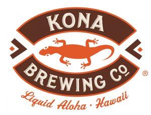logo for kona brewing co