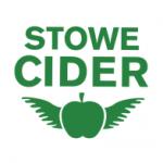logo for stowe cider