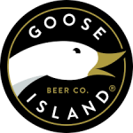 logo for goose island beer co