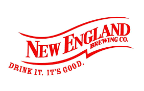 logo for new england brewing co