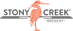logo for stony creek brewery